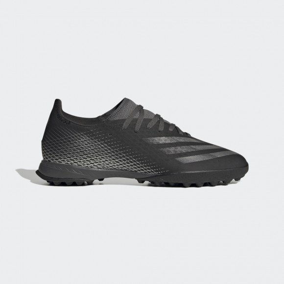 adidas X Ghosted.3 Turf Soccer Shoes Core Black Mens - FX9116