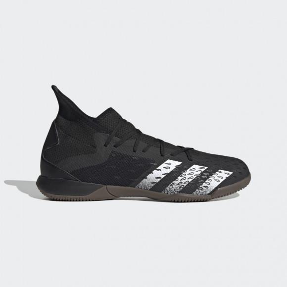 adidas Predator Freak.3 Indoor Shoes Core Black Mens - FY1032