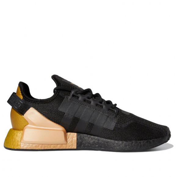 adidas NMD_R1 V2 Shoes Core Black Mens - FY1141