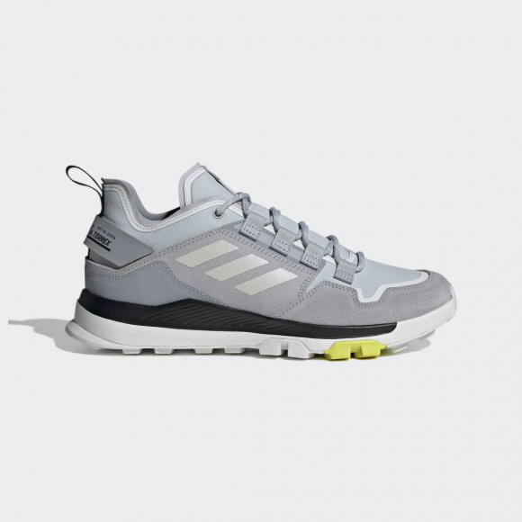 adidas Terrex Hikster Low Hiking Shoes Halo Silver Mens - FY1544