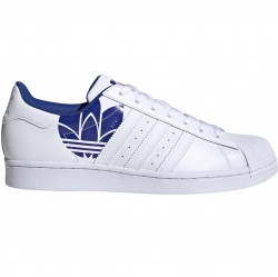 adidas Superstar Ftw White/ Ftw White/ Royal Blue - FY2826
