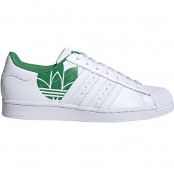 adidas Superstar Ftw White/ Ftw White/ Green - FY2827