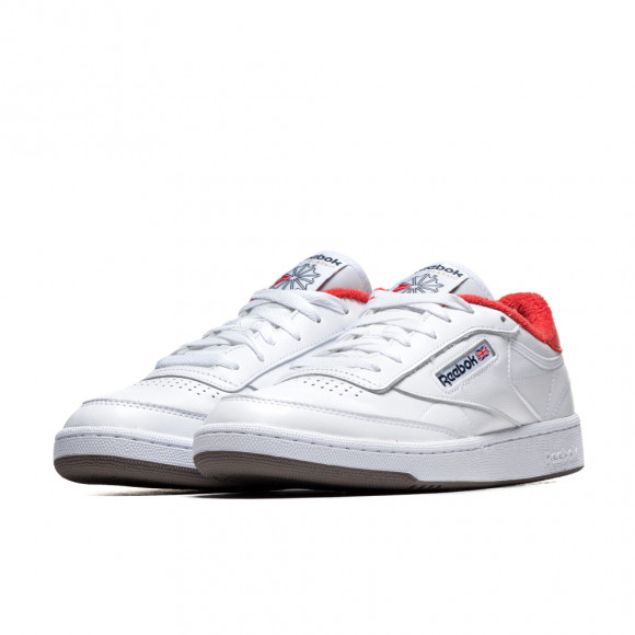 Reebok Club C 85 Eric Emanuel White Red - FY3412