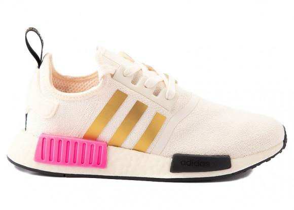 adidas NMD_R1 Shoes Cream White Womens - FY3566