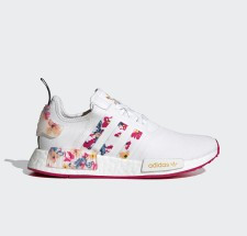 adidas NMD_R1 Shoes Cloud White Womens - FY3666