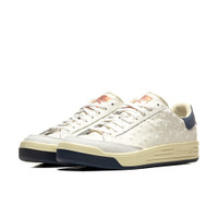 adidas Rod Laver Ostrich White Navy - FY4493