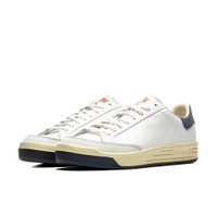 adidas Rod Laver Cracked White Navy - FY4494