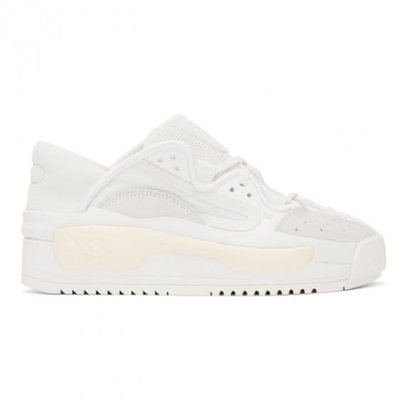 Y-3 White Hokori II Sneakers - FY5912-FTW-25-D2