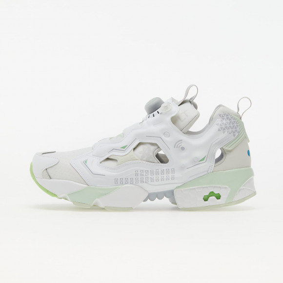 Reebok Instapump Fury OG White/ Morning Fog/ Aqua Dust - FY6777