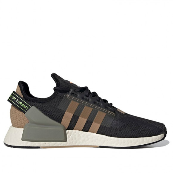 adidas NMD_R1 V2 Shoes Core Black Mens - FY6862