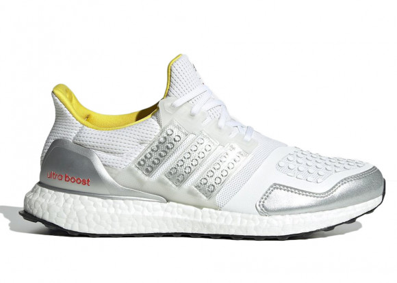 adidas Ultraboost DNA x LEGO® Plates ShoesCloud WhiteMens - FY7690