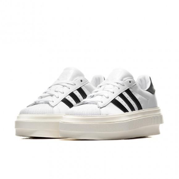 adidas Superstar Platform Beyonce Ivy Park White Black (W)