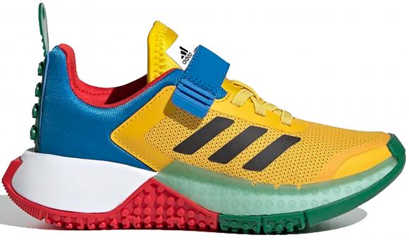 adidas Sport Shoe Lego Yellow (PS)