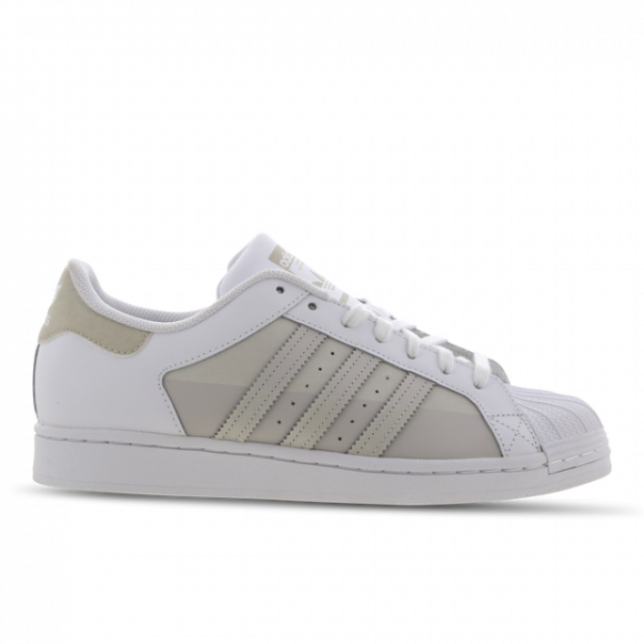adidas Superstar Shoes Cloud White Mens - FY8790