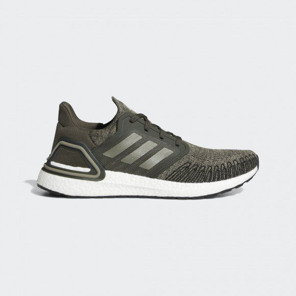 adidas Ultraboost 20 Shoes Legend Earth Mens - FY9038