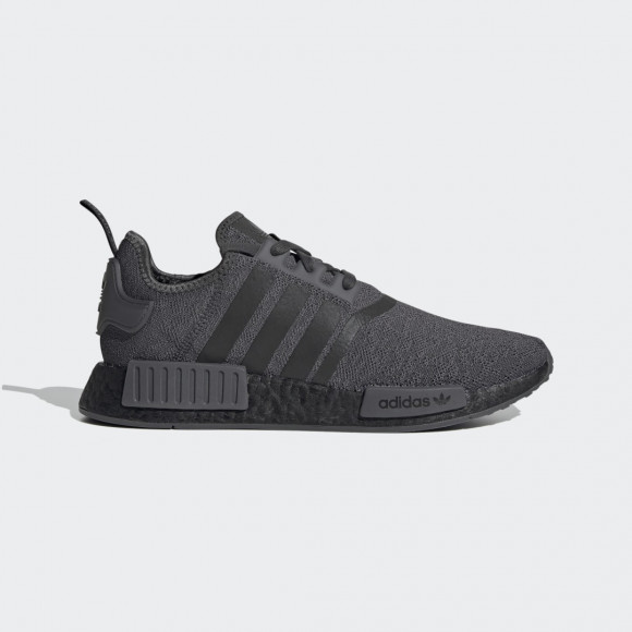 adidas NMD_R1 Shoes Grey Six Mens - FY9386
