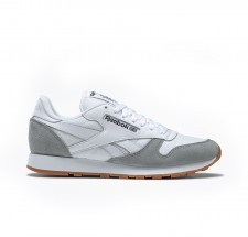 Classic Leather - White Grey - FY9525