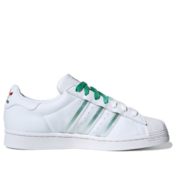 adidas Superstar Shoes Cloud White Mens - FZ1950