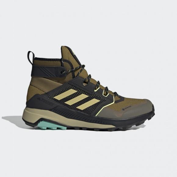 adidas Terrex Trailmaker Mid GORE-TEX Hiking Shoes Wild Moss Mens ...