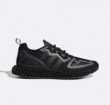 adidas ZX 2K 4D Triple Core Black - FZ3561