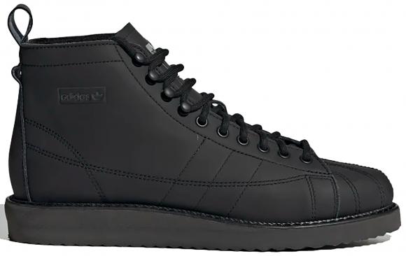 adidas Superstar Boot Winterized Core
