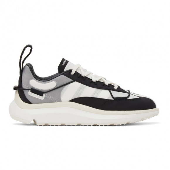 Y-3 Shiku Run Black/ Core White/ Chalk White - FZ4321