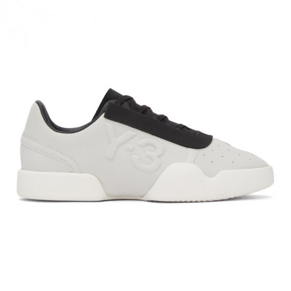 Y-3 Grey Yunu Sneakers - FZ4324