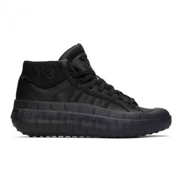 Y-3 Black GR.1P XXX High Sneakers - FZ4480