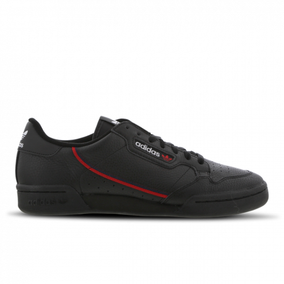 adidas Continental 80 Core Black/ Scarlet/ Collegiate Navy - G27707