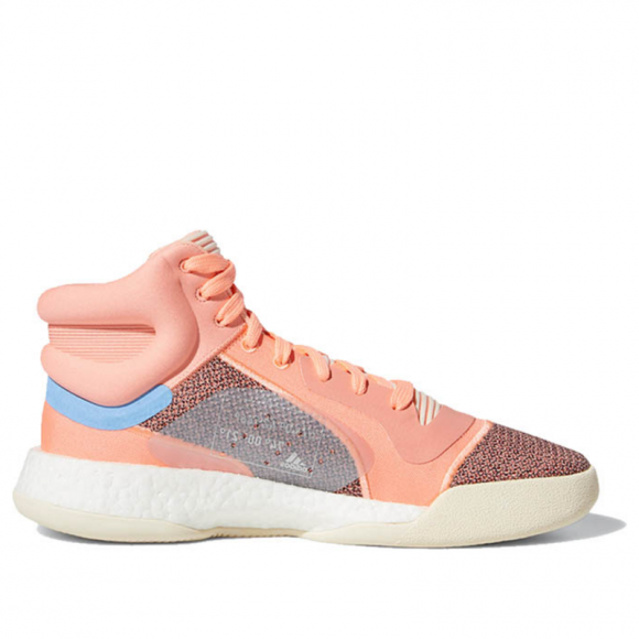 adidas Marquee Boost Shoes Sun Glow