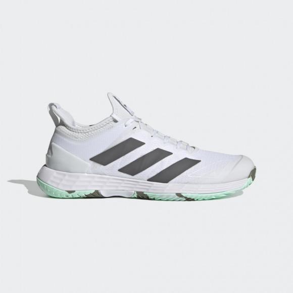 adidas Adizero Ubersonic 4 Parley Hard Court Tennis Shoes Cloud White Womens
