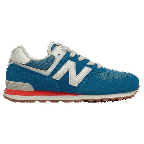 New Balance 574 Classic - Boys' Grade School Running Shoes - Light ...