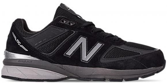 New Balance 990 v5 Black (GS) - GC990BK5
