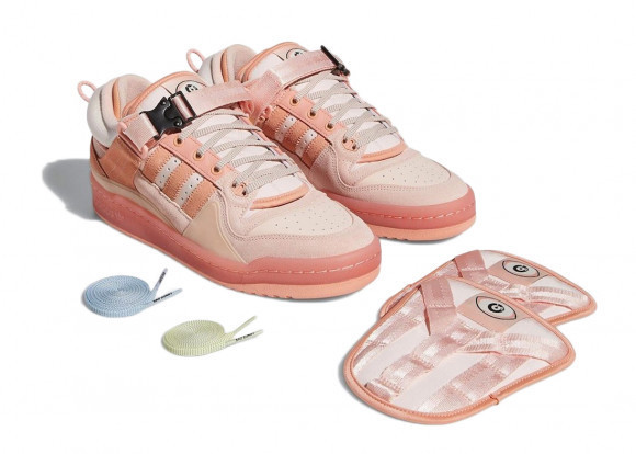 adidas Forum Low Bad Bunny Pink - GW0265