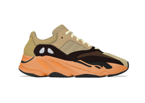 Adidas Yeezy 700 Enflame Amber Brown - GW0297