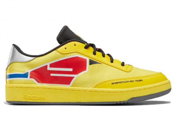 Reebok Club C Power Rangers Yellow - GW2424