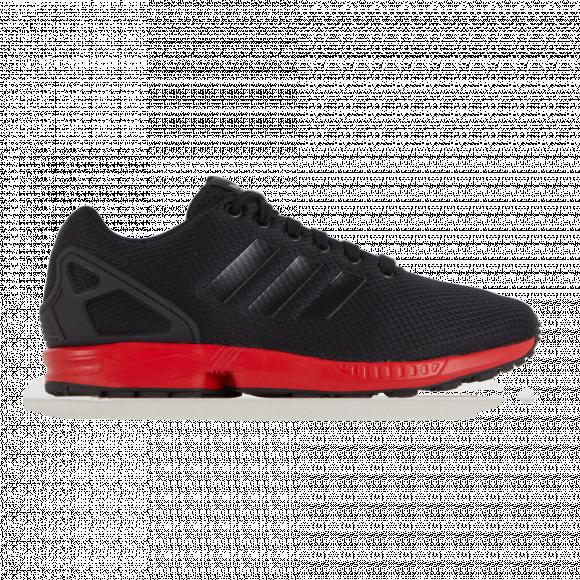 Zx Flux Noir/rouge - GW8733