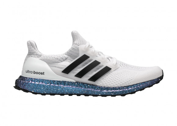adidas Ultraboost DNA 5.0 - Men's Running Shoes - White / Blue / Black