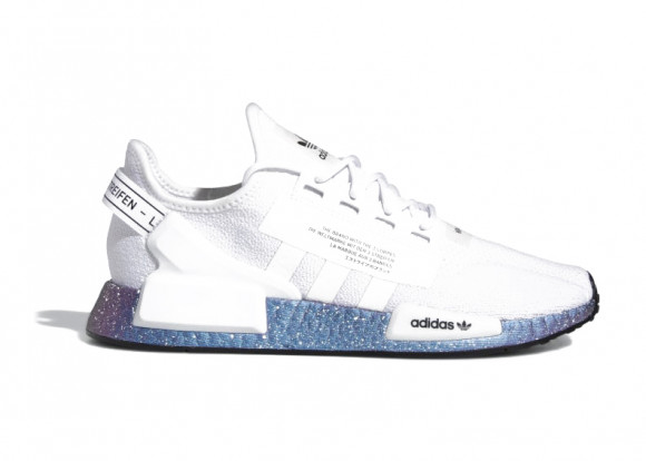adidas NMD_R1 V2 Shoes Core Black Mens - GX5163