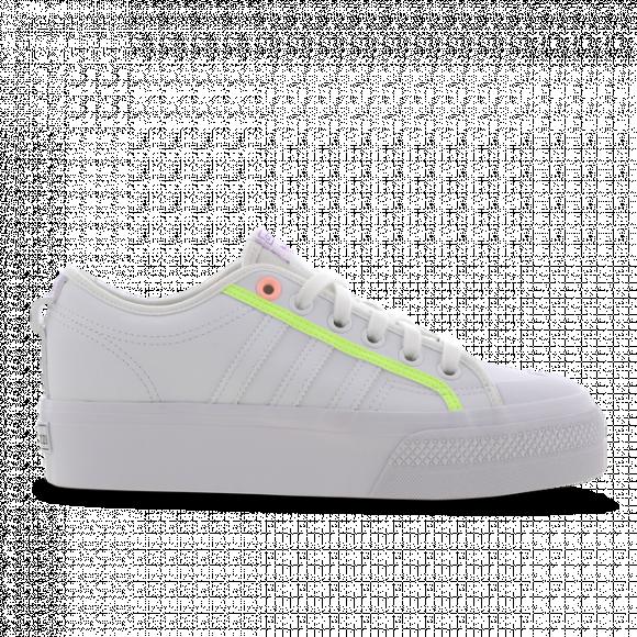 adidas Nizza Platform Low - Femme Chaussures - GY0404