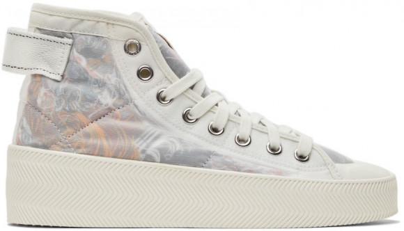 adidas Originals Off-White & Multicolor Parley Edition Nizza Hi Sneakers - GY3176