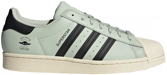adidas Superstar Star Wars The Mandalorian The Child - GZ2751