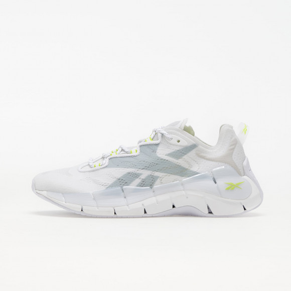 Reebok Zig Kinetica II Ftw White/ Pure Grey 2/ Active Yellow - GZ7069