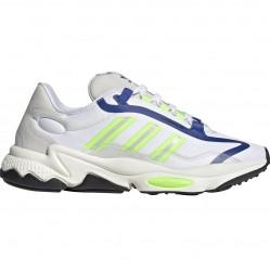 adidas Ozweego Pure Ftwr White/ Signal Green/ Off White - GZ9178