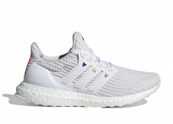 adidas Ultra Boost 4.0 DNA Hearts Pack White (W) - GZ9232