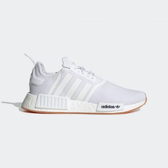 adidas NMD_R1 Primeblue Shoes Cloud White Mens - GZ9260