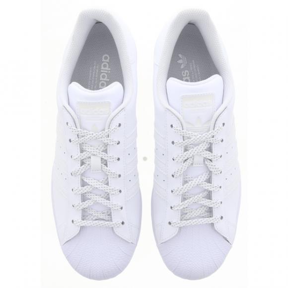 adidas Superstar Shoes Cloud White Mens - H00201