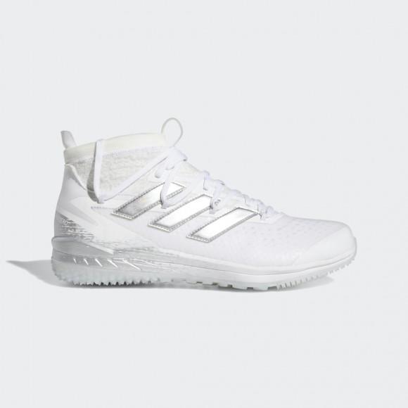 adidas Adizero Afterburner 8 NWV Turf Shoes Cloud White Mens - H00958
