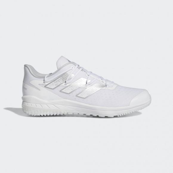 adidas Adizero Afterburner 8 Turf Shoes Cloud White Mens - H00965