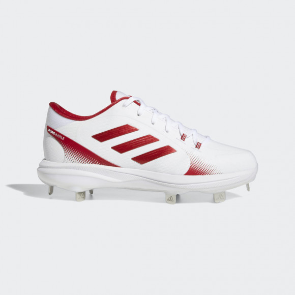 adidas PureHustle 2.0 Cleats Cloud White Womens - H00986